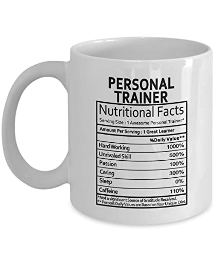 Image Unavailable Not Available For Color Personal Trainer Gifts