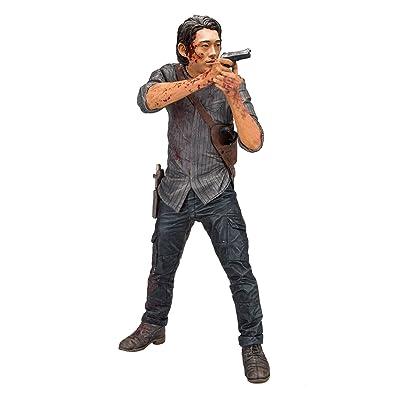 McFarlane Toys The Walking Dead Glenn Legacy Edition Deluxe Figure: McFarlane Toys: Toys & Games