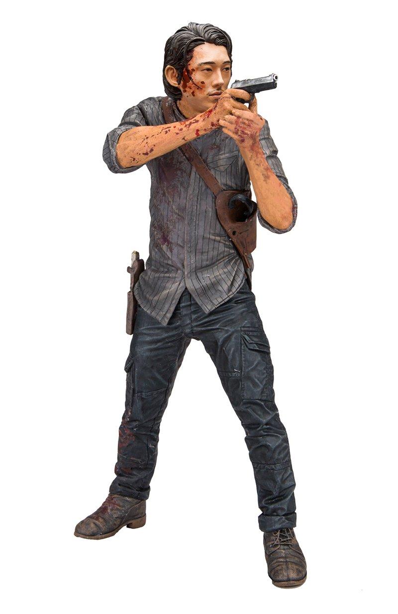 Walking Dead TV Glenn Legacy Edition 10 inch Deluxe Action Figure [Importación inglesa]
