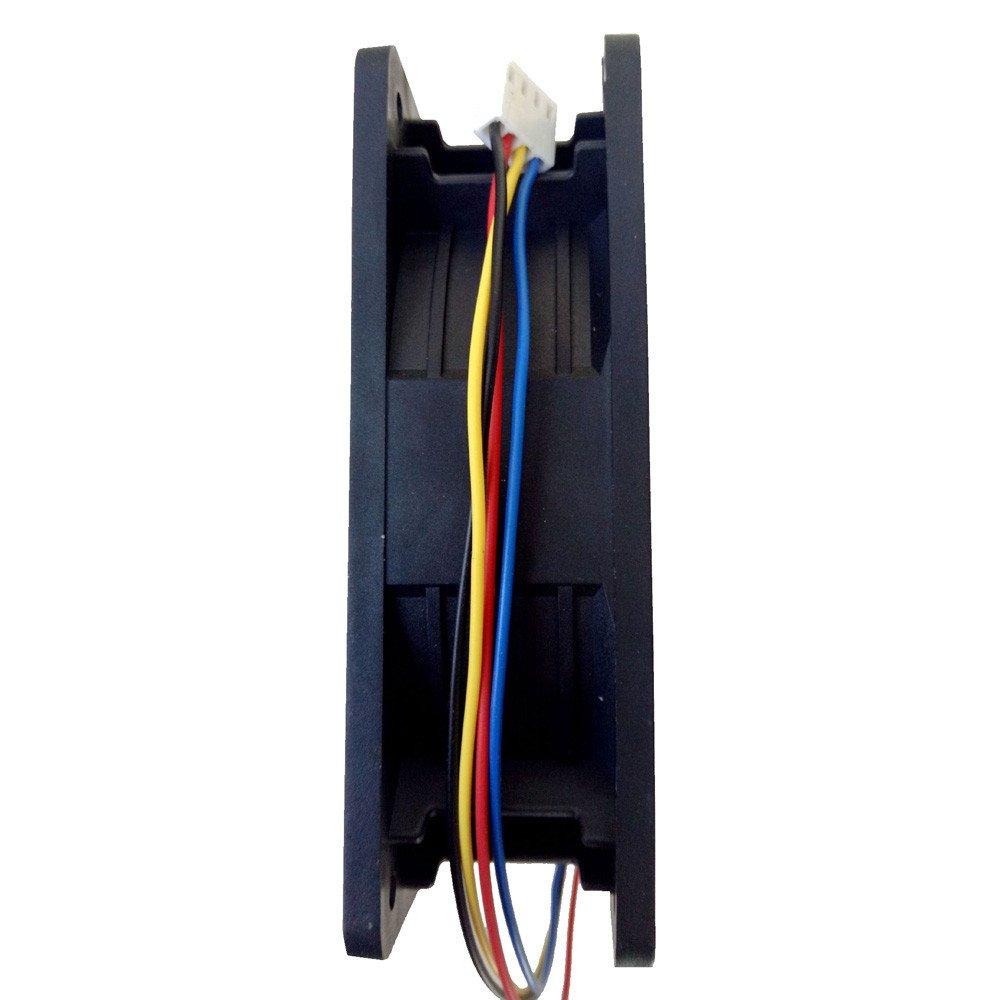 Kingko® Lüfter 7000 RPM Lüfter Ersatz 4-Pin-Anschluss für Antminer ...