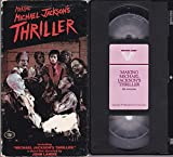 Making Michael Jackson's Thriller [VHS]