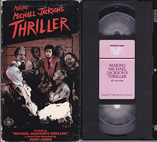 the making of thriller - 6