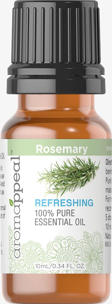 2018セール Aromappeal Rosemary 100% Rosemary Pure Essential Pure Oil-10 ml 100% Oil by Aromappeal B009MKHU5W, 流行グッズのコレキテル:2621e5e3 --- arianechie.dominiotemporario.com