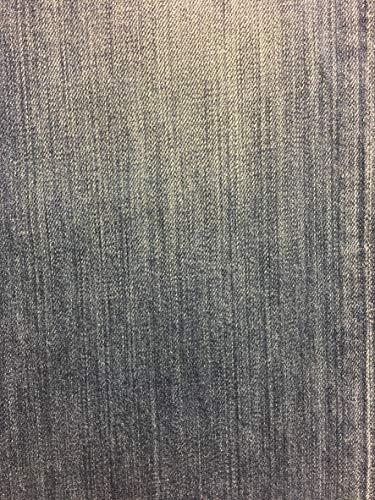 de Jalama Agave algod azul Vaqueros Silver Flex en tama o W32 Courage Afdaxnpxtq