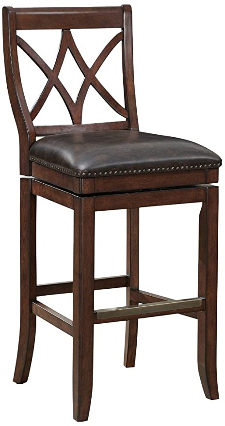 Superieur AHB Hadley 26 In. Swivel Counter Stool