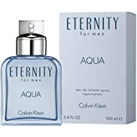 Calvin Klein Eternity Aqua Eau de Toilette for Men, 100ml