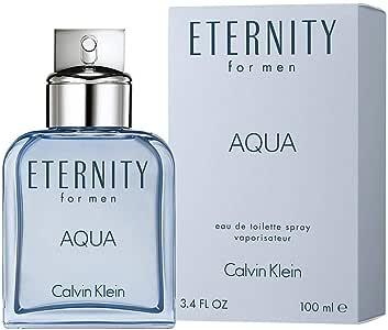 Calvin Klein Eternity Aqua Eau de Toilette for Men, 100ml