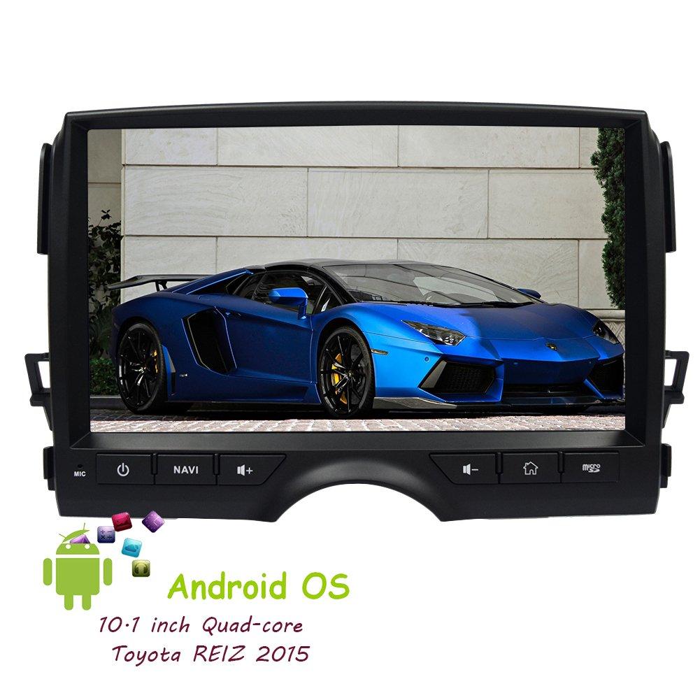 3D GPS 10.1inch capacitif multi-¨¦cran tactile Quad-core Android4.4 Wifi 3G Double 2DIN Car Radio Audio St¨¦r¨¦o St¨¦r¨¦o FM AM RDS Media Audio GPS Navi Navigation Headun