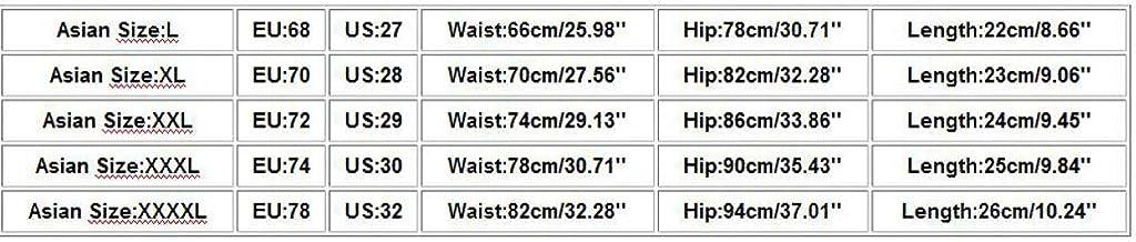 L-L4 3pc Herren Mittlerer Taille Boxershorts M/änner 3D Pers/önlichkeit Wolfskopf Druck Modal Lustige Herrenunterw/äsche Unterhosen Schrifts/ätze mit Bulge Pouch 3er Pack HULKY