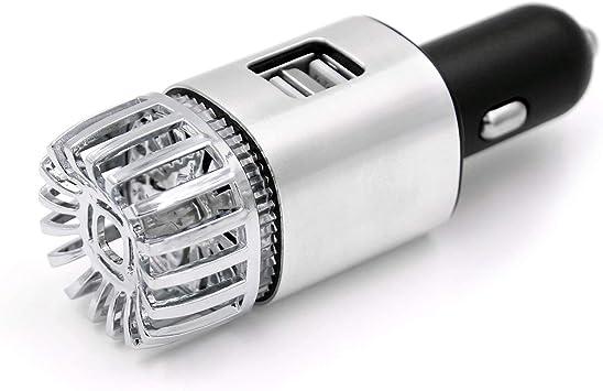 Max Premium Pure-Air Ionizer Plus - Purificador de aire para coche ...