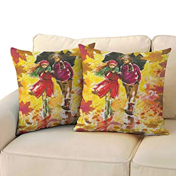 Amazon.com: Ediyuneth - Funda de almohada decorativa ...