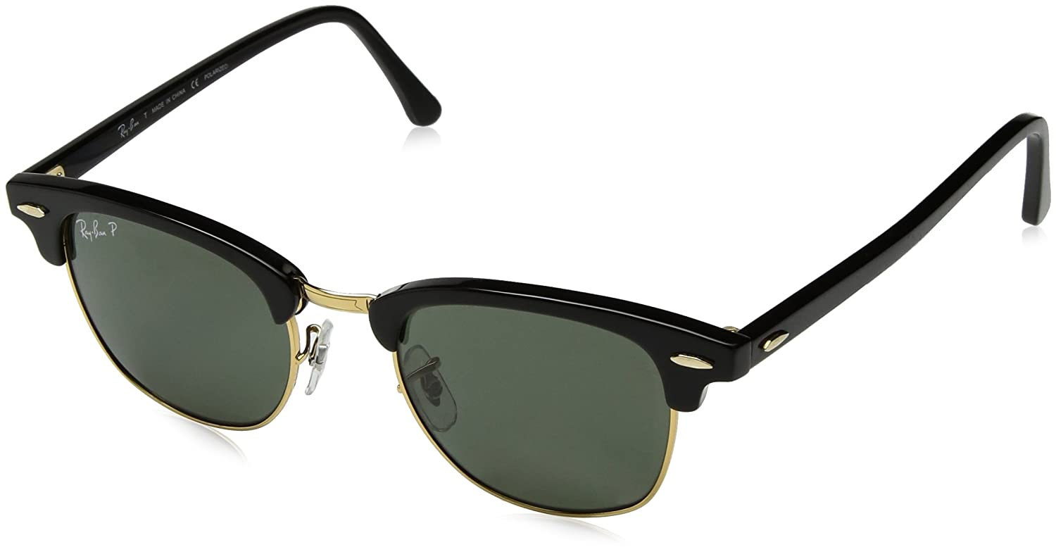 Ray Ban Sonnenbrille CLUBMASTER RB
