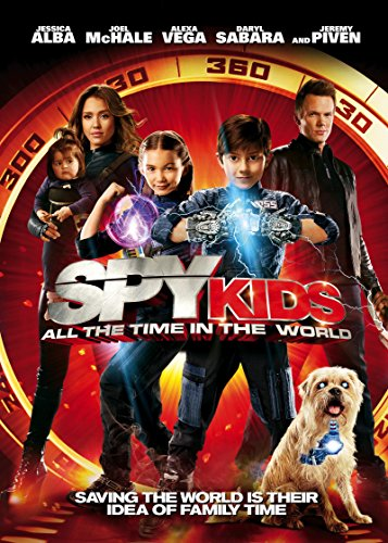 Spy Kids 4: All The Time In The - Vegas In Las Store Spy