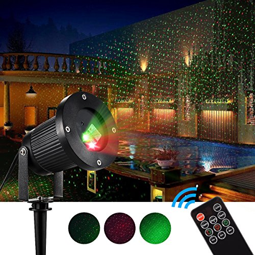 Outdoor Laser Lights For Christmas in Florida - 7