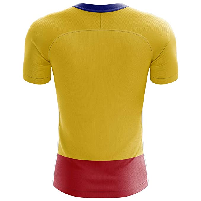 333389384cf Amazon.com   Airosportswear 2018-2019 Colombia Flag Concept Football Soccer  T-Shirt Jersey (Carlos Bacca 7)   Sports   Outdoors