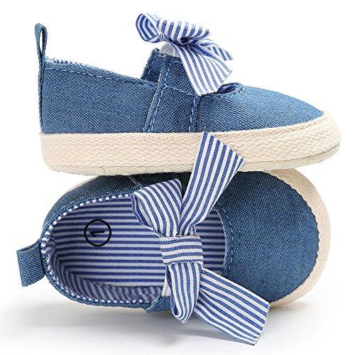 ESTAMICO - bailarinas Bebé-Niñas Azul