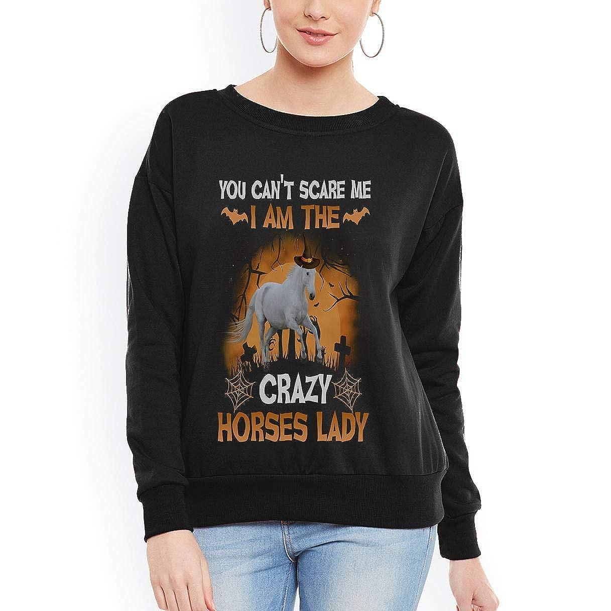 tee Doryti Crazy Horse Lady Unisex Sweatshirt