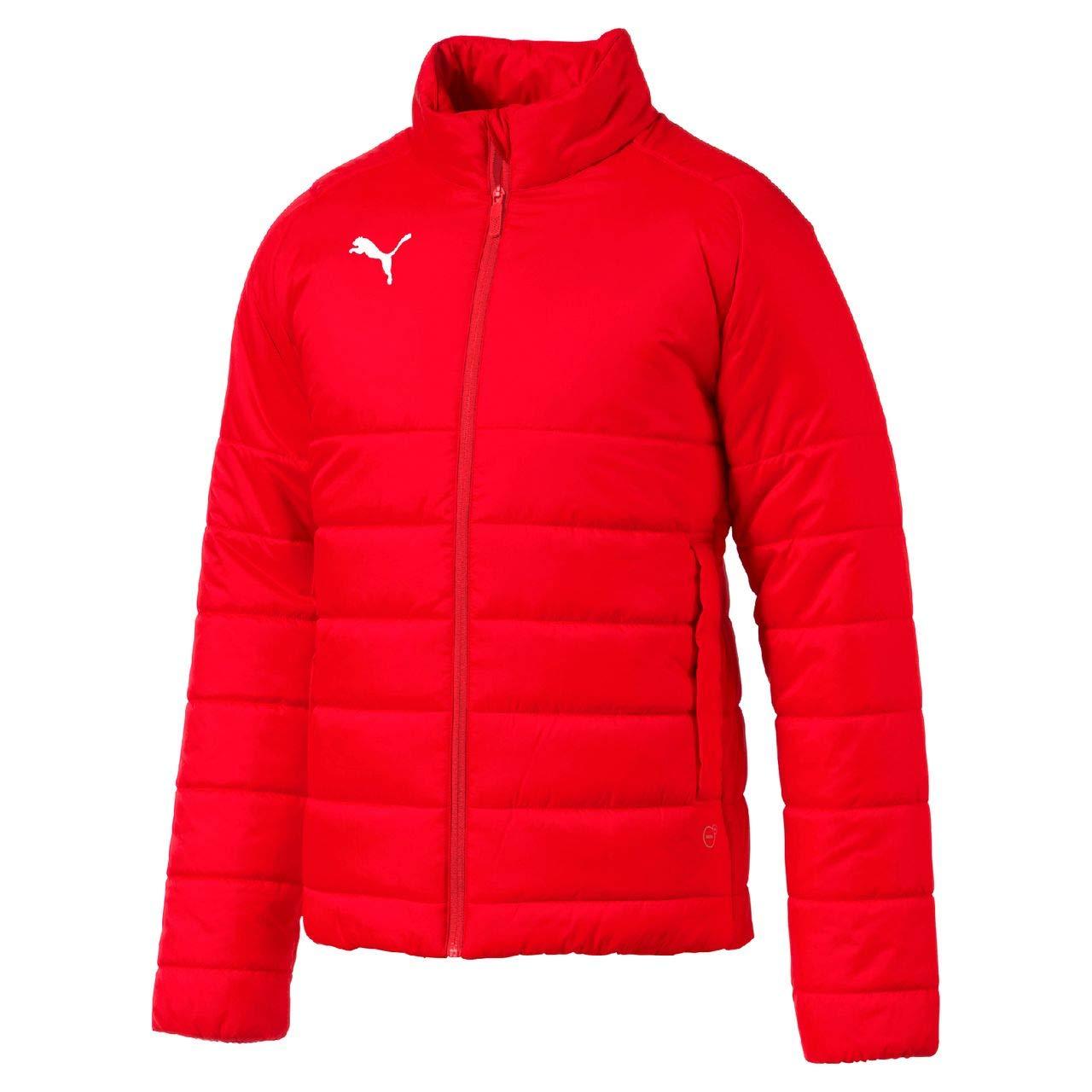 Puma Herren Liga Casuals Padded Jacket Jacke