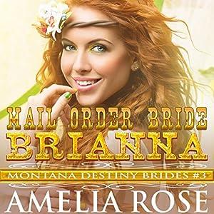 Mail Order Bride Brianna Audiobook