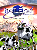 Aoleon The Martian Girl: Part 4 Illegal Aliens (An Exciting and Funny Middle Grade Science Fiction Adventure)