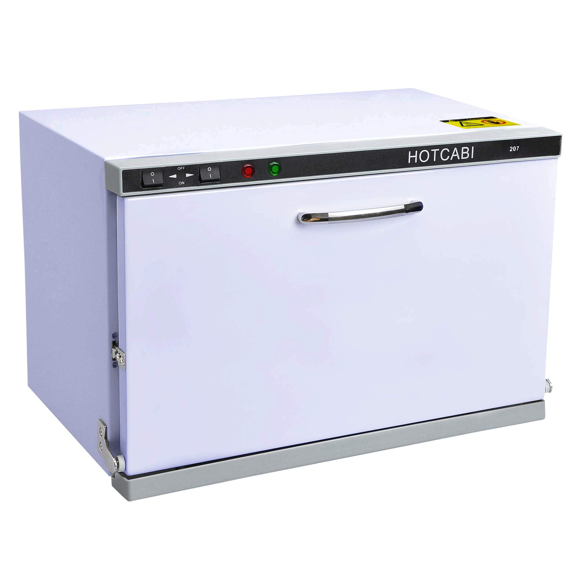 AW 2in1 23L UV Sterilizer Hot Towel Warmer Cabinet Facial Skin Spa Massage Hair Beauty Salon Equipment by AW