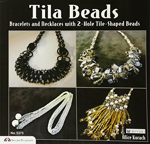 Tila Beads: Bracelets and Necklaces with 2-Hole Tile-Shaped Beads