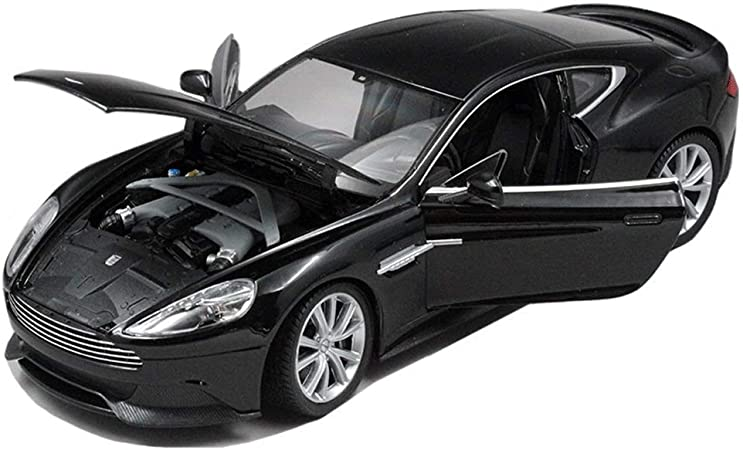 NYDZDM Model Car Aston Martin Voiture de Sport 01:24 R/étro Sport Simulation de Voiture en Alliage mod/èle de Voiture Voiture de Sport D/écoration Cadeau