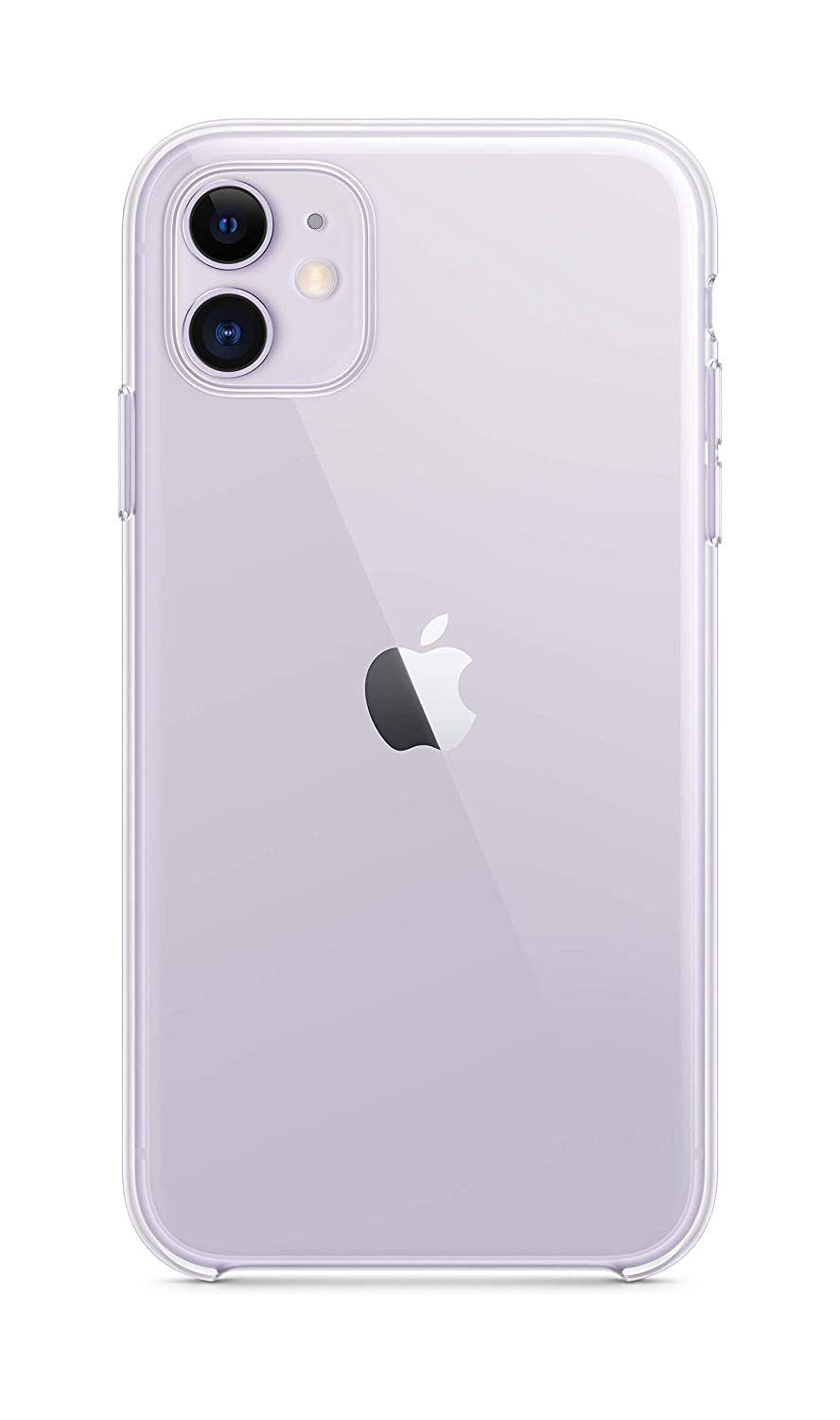 Amazon.com Apple Clear Case (for iPhone 11)