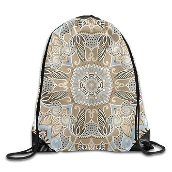 Amazon.com: Bonita mochila con cordón para niñas, bolsa ...