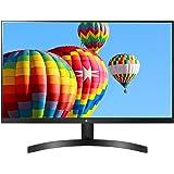 "LG 27MK600M-B Full HD IPS LED Monitor with Radeon FreeSync, 27"", 1920 x 1080 pixel, Black"