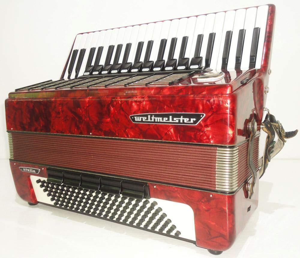 Amazon.com: Weltmeister Stella, 120 Bass 11+5, fabricado en ...