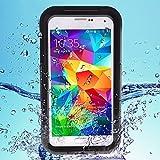 Case Wasserdicht Outdoor für Samsung Galaxy S5 Schutz Staub Cover Bumper Hülle