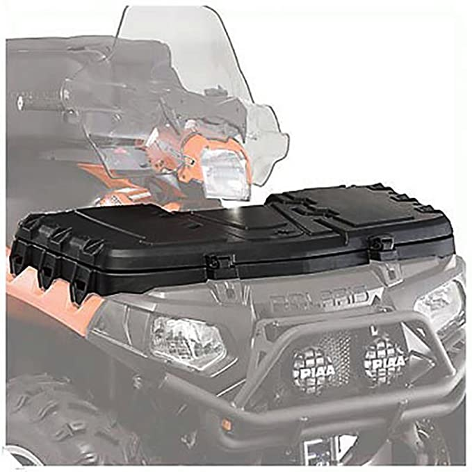 Genuine Pure Polaris ATV Sportsman XP 550 / 850, X2 550/850 Lock & Ride Front Cargo Box - pt# 2877951