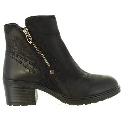 große Auswahl an Farben Räumungspreise Professionel Wrangler Stiefel für Damen WL182543 Vail Black Schuhgröße 37 ...