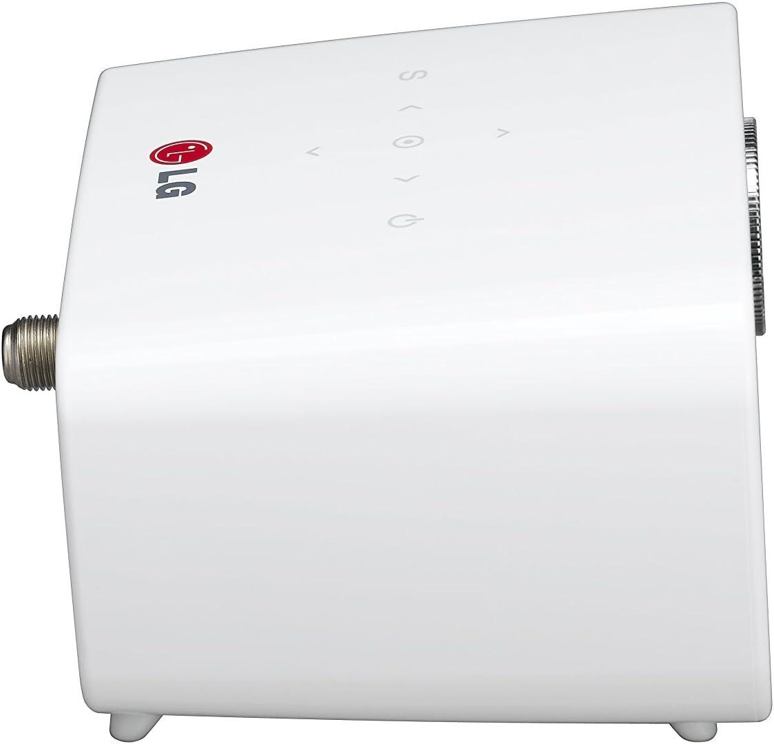 LG PH300 - Proyector (300 lúmenes ANSI, DLP, 720p (1280x720 ...