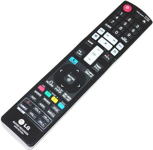 LG mando a distancia – home cinema, DVD, Blue-Ray: Amazon.es: Electrónica