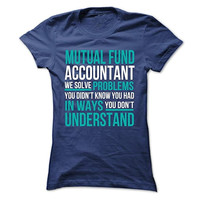 funny t shirts accountants mutual fund accountant xxx largeblack - Mutual Fund Accountant