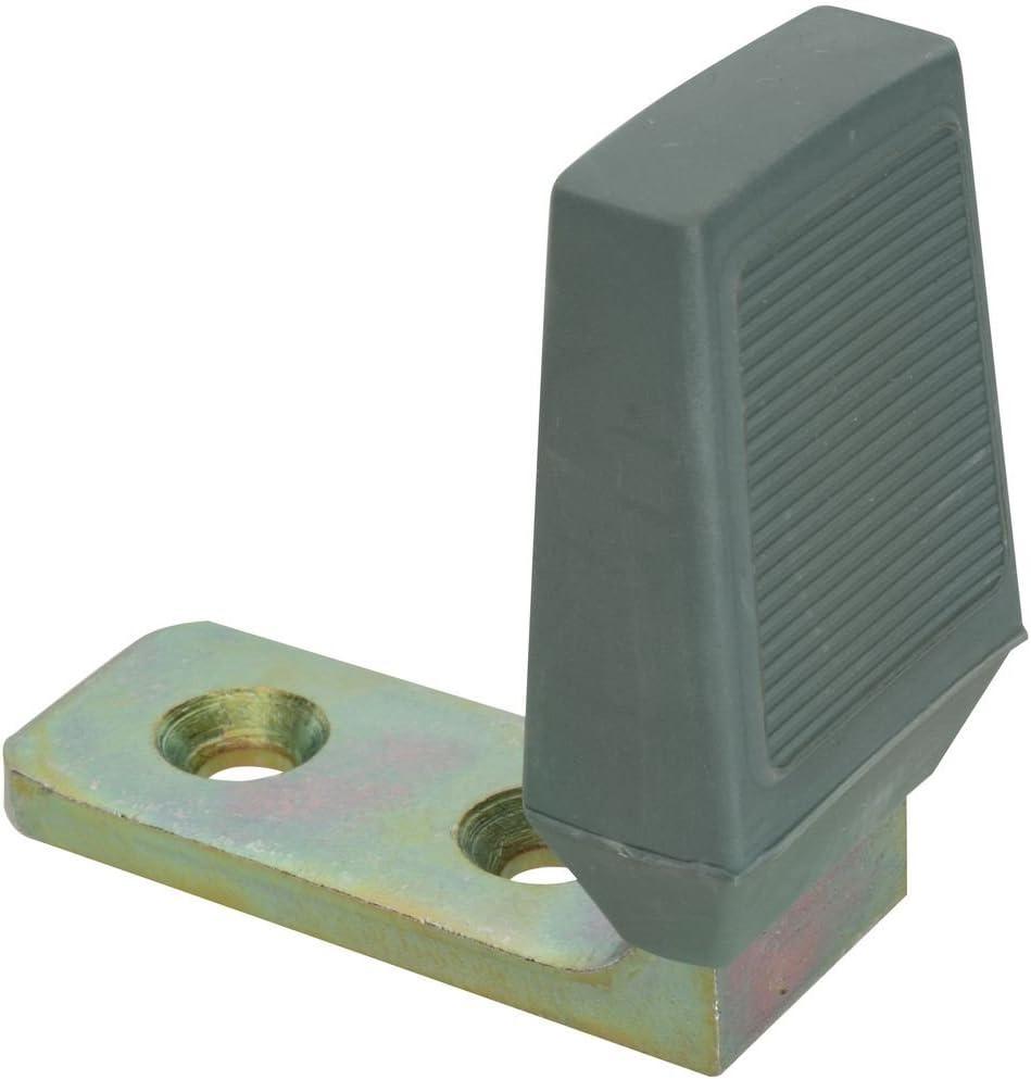 National Hardware N215-905 V229 Floor Door Stop in Zinc plated