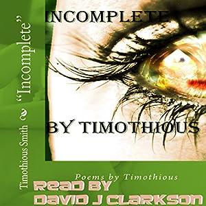 Incomplete Audiobook