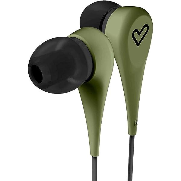 Veho Z-1 - Auriculares in-ear, cableado, aislamiento de ruido ...
