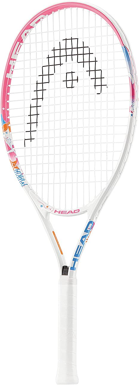 HEAD Maria 25 Junior Tennis Racquet (White/Pink)