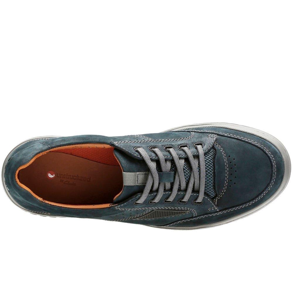 Clarks Unrhombus Gehen Weite Lässige Herren Schnürschuhe  Amazon.de  Schuhe    Handtaschen 2ba1008e5b