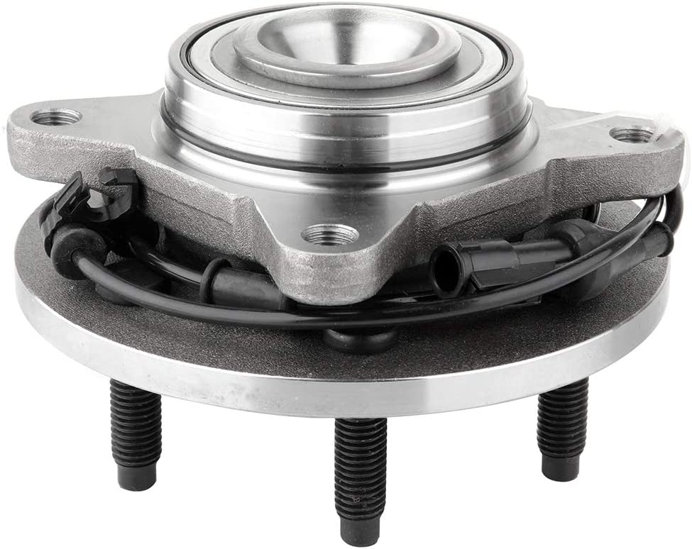 ECCPP Front 6 Lugs Wheel Bearing and Hub Assembly for 2003-2006 Ford Expedition 2003-2006 Lincoln Navigator Wheel Hub Bearings W//ABS 515042
