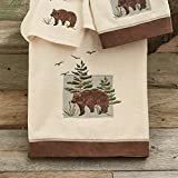 Black Forest Decor Denali Bear Bath Towel
