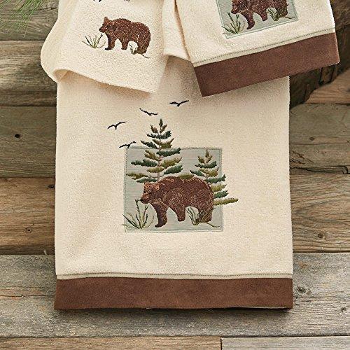 Denali Bear Bath Towel - Bear Towel Set