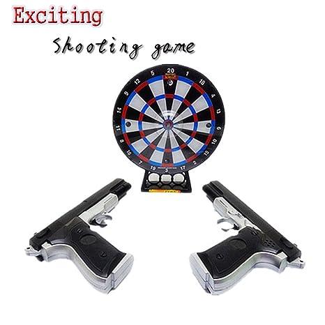 shooting wheel target game induction flash music toy christmas gift birthday present - Target Christmas Toys