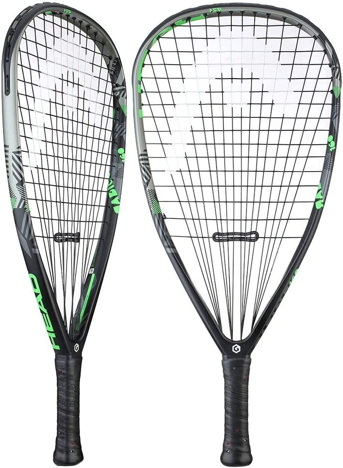 HEAD Graphene Radical XT 160/170/180 Racquetball Racquet Series, (3 5/8