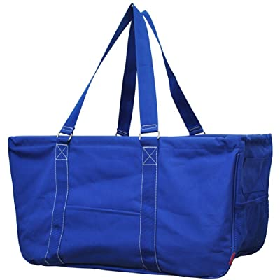 NGIL Themed Prints Utility Tote Shopping Bag