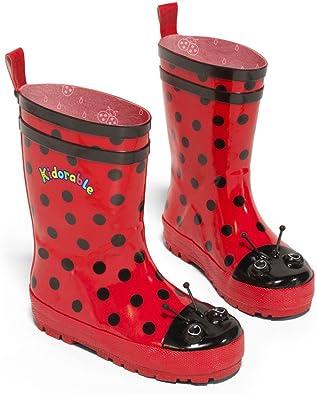 Amazon.com: Kidorable Girls' Ladybug