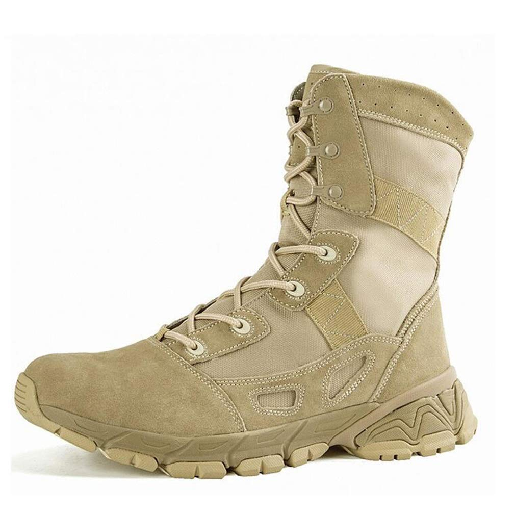 48a4a8dbf974a Amazon.com : Hy Men's Hiking Shoes, Fall/Winter High-top Outdoor ...